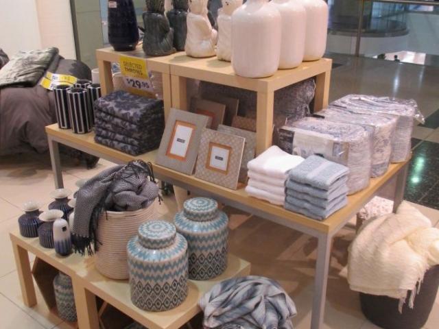 In Store Visual Merchandising