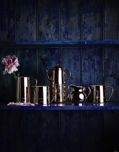 AUSVM Moodboards | Spring Trends | Mixed Metallics