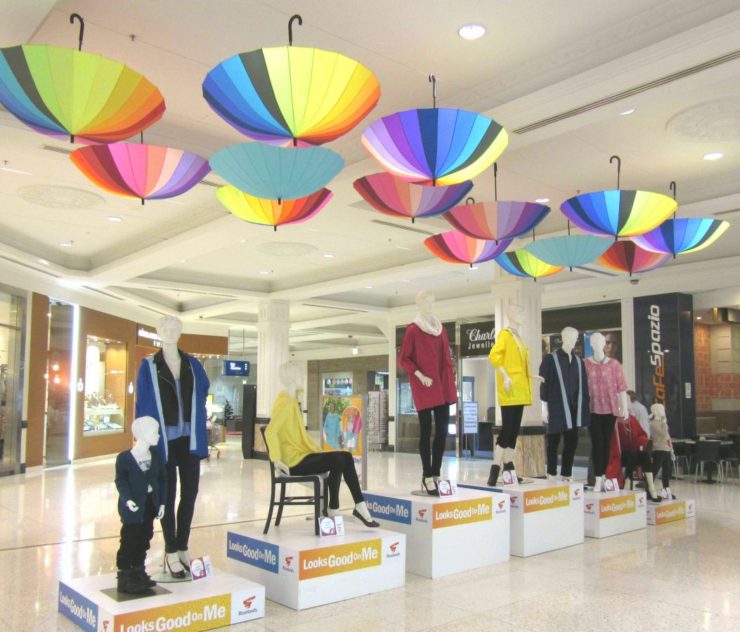 Roselands Shopping Centre - Brighten up Your Day Promotion