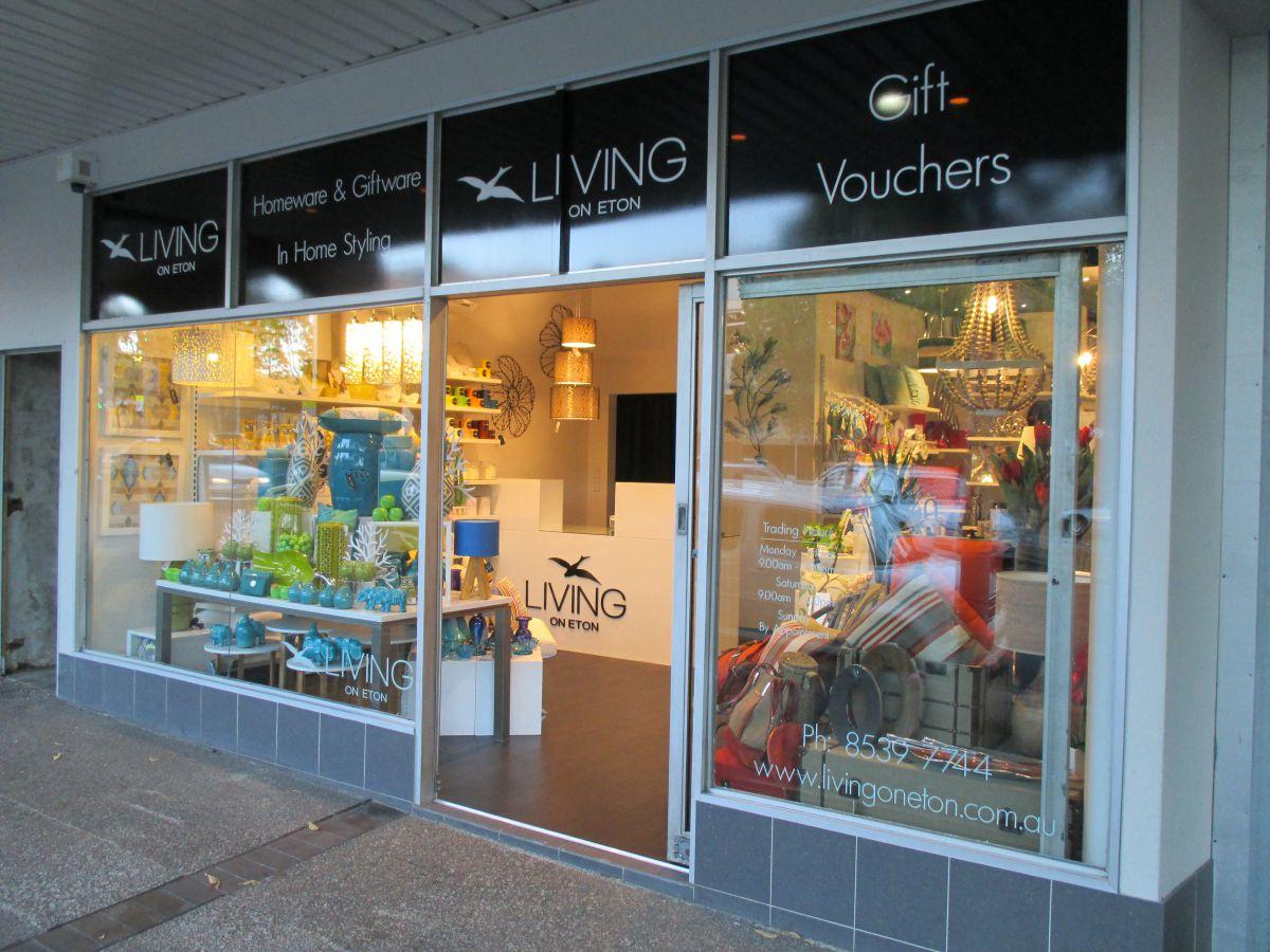 Store Consult & Design plus set up