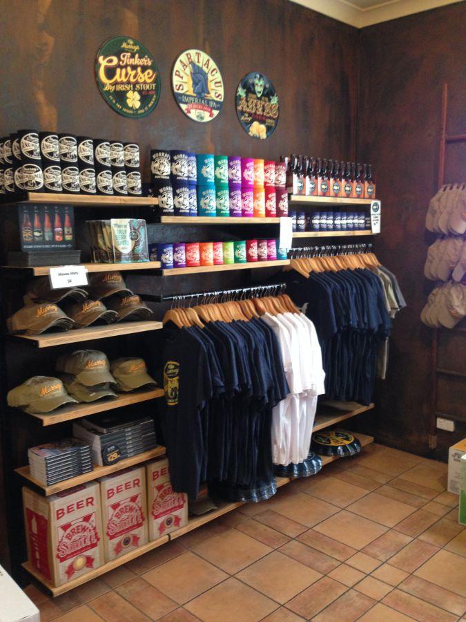 Store Consult & Re-Design of Retail fixtures