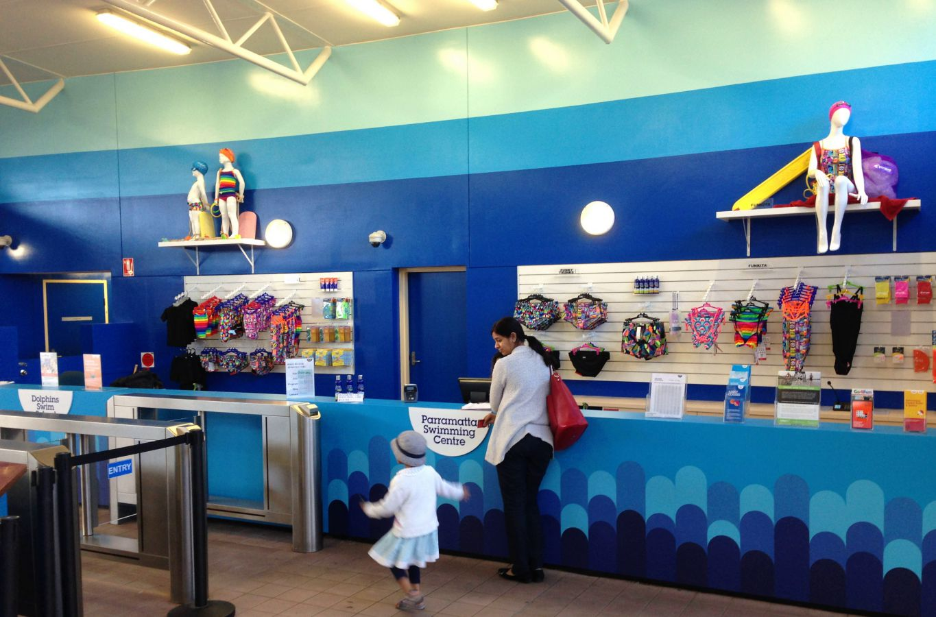 Store Consult & upgrade of Retail fixtures