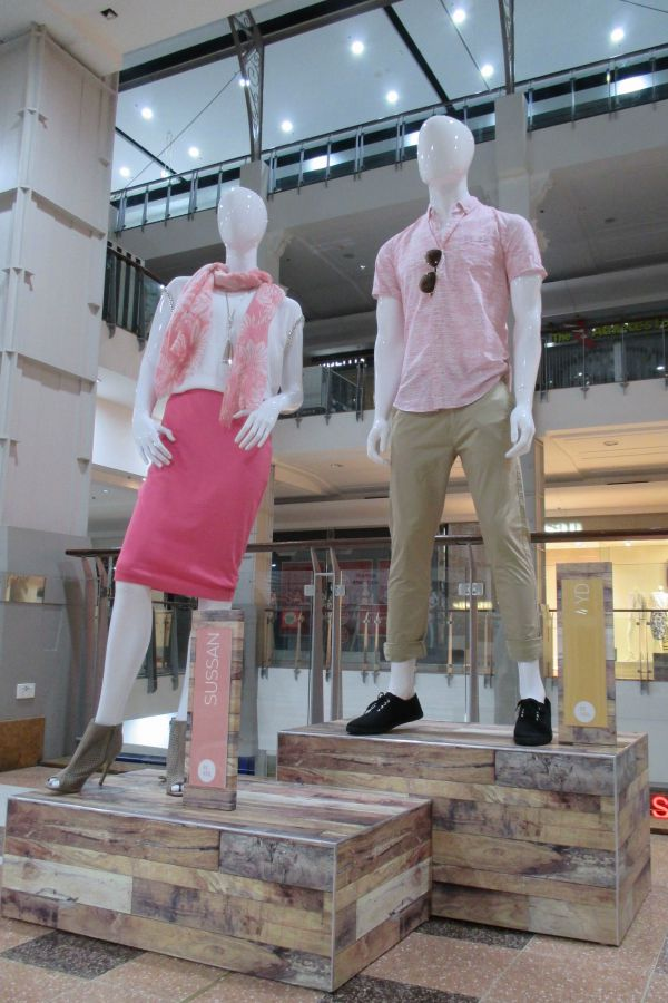 Broadway Shopping Centre - Spring Styling