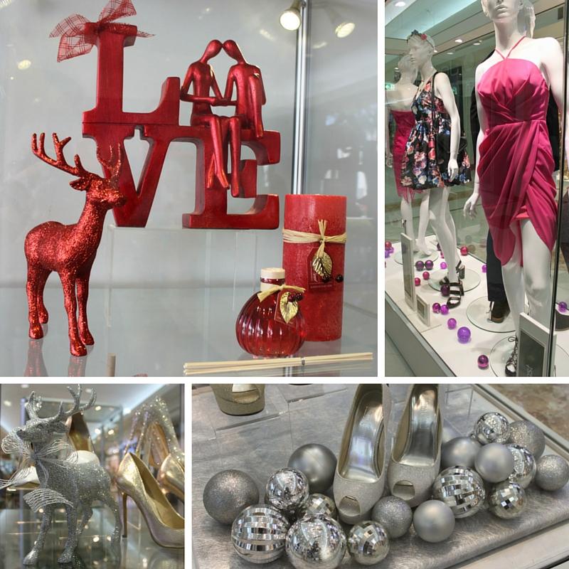 Visual Merchandising | Christmas Visual Merchandising | Shopping Centre Visual Merchandising | Retail Displays | Bankstown Shopping Centre