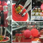 Visual Merchandising | Chinese New Year 2016 Visual Merchandising | Shopping Centre Visual Merchandising | Retail Displays | Love | Broadway Shopping Centre