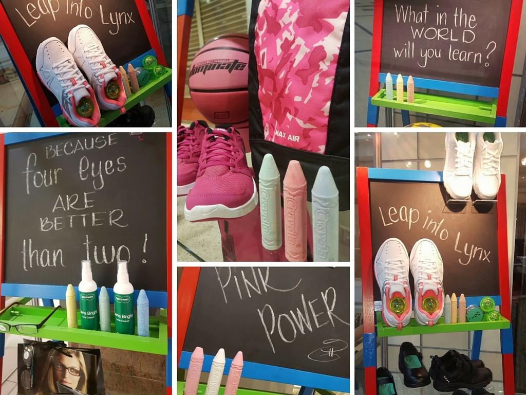 Visual Merchandising | Back to School Visual Merchandising | Shopping Centre Visual Merchandising | Retail Displays | Kids | Roselands Shopping Centre