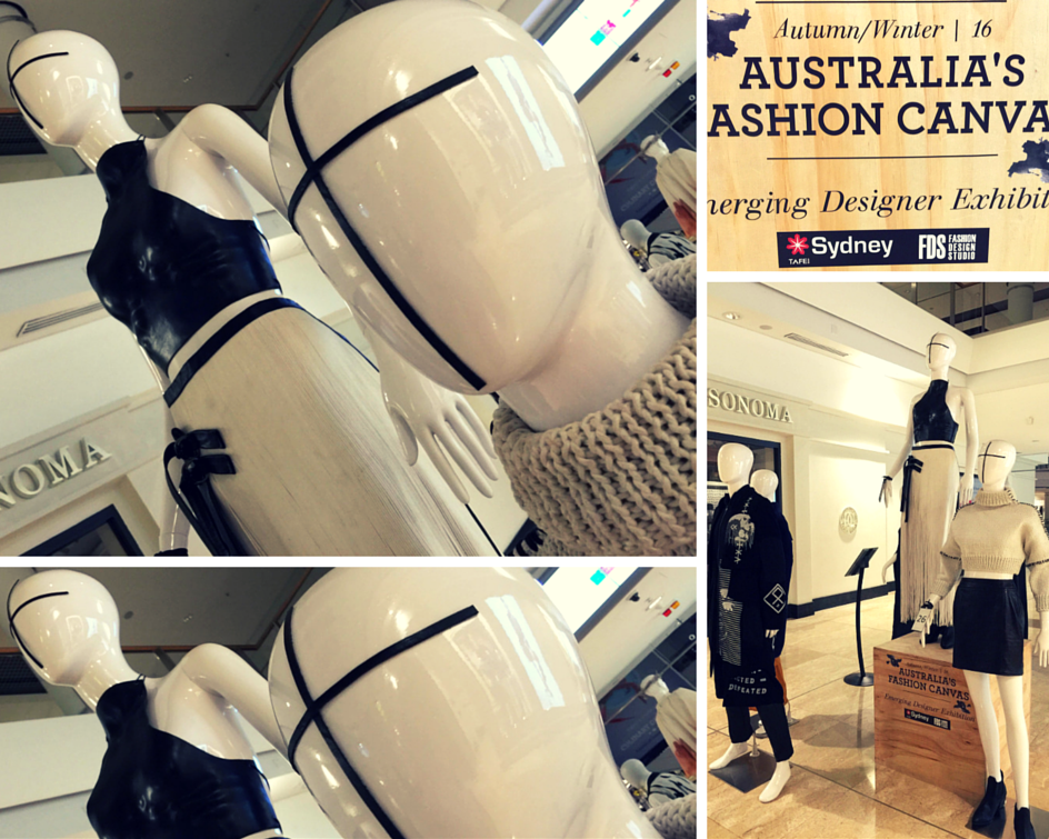 Visual Merchandising | Chatswood Chase Shopping Centre | Visual Merchandising | Retail Display | Exhibitions | Events | Styling| Autumn Winter 2016 | Emerging Designers Exhibition