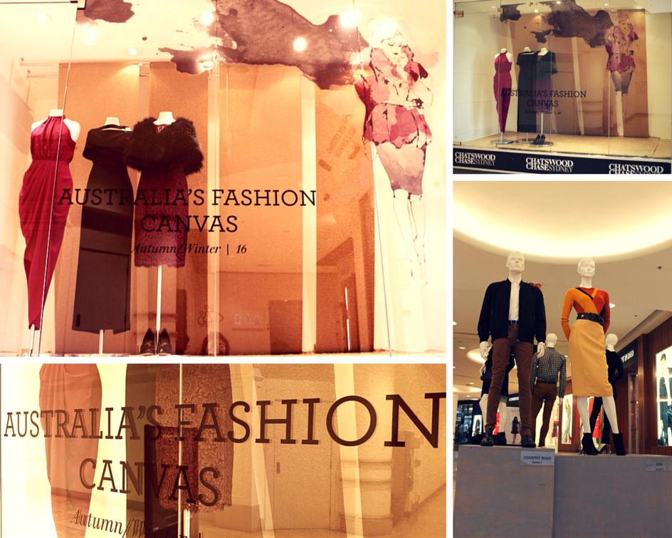 Visual Merchandising | Autumn | Winter | 2016 Visual Merchandising | Chatswood Chase | Shopping Centre | Retail Displays | Visual Merchandising Autumn Winter 2016 Launch