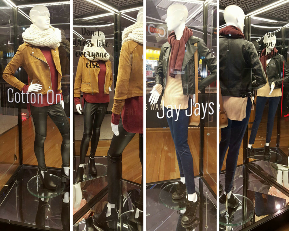 Autumn | Winter | 2016 Visual Merchandising |Westfield Penrith | Shopping Centre | Retail Displays | Visual Merchandising Autumn Winter 2016 Launch